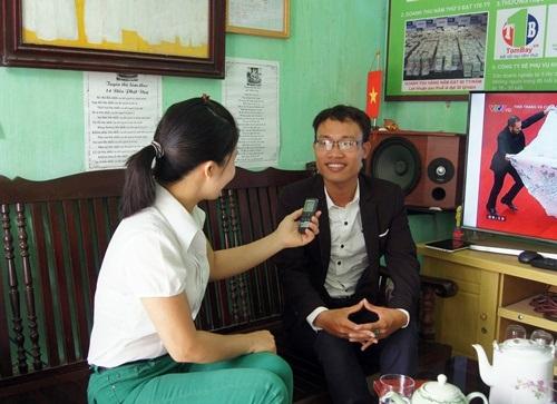 Nguyễn Văn Hưng - Từ cậu bé phụ hồ trở thành Giám đốc công ty
